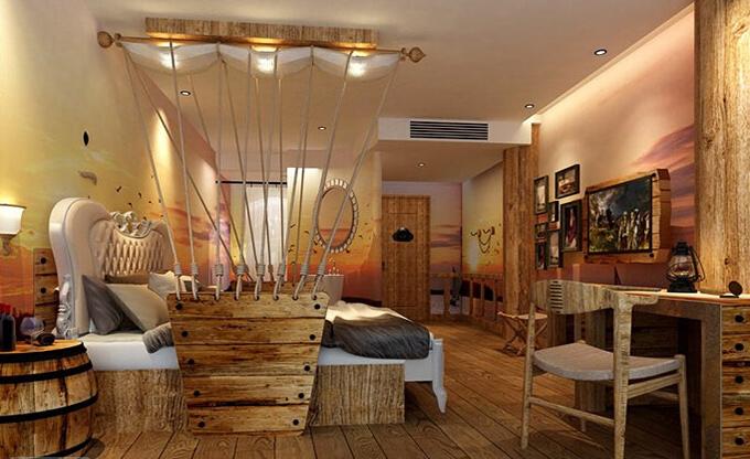 酒店装修设计效果图大全图片