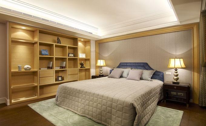 上海李先生豪宅装修_欧式风格别墅装修效果图_广州