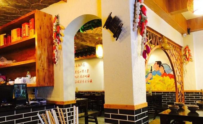 深圳林先生主题餐厅装修设计图片
