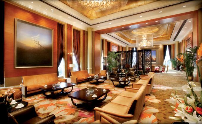 广州海港世家装修设计_欧式风格咖啡厅装修效果图