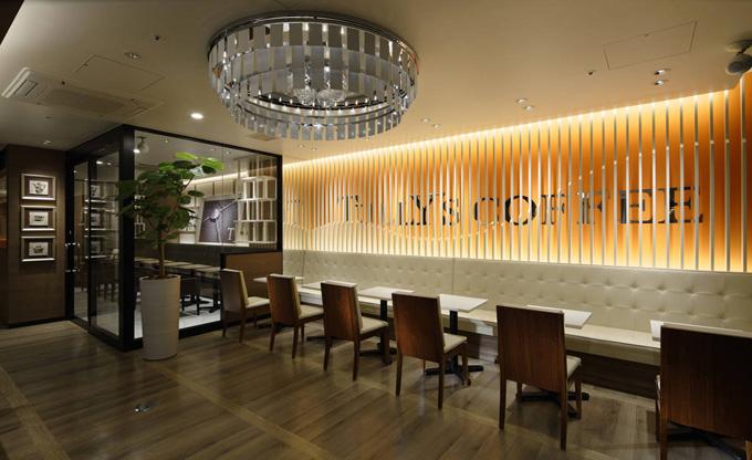 广州花可蜜西餐厅装修设计