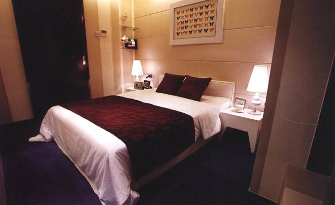背景墙 房间 家居 酒店 设计 卧室 卧室装修 现代 装修 680_416