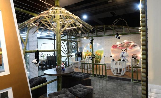 青岛时尚创意办公室装修_时尚创意办公室装修效果图