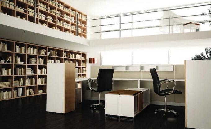 天津高端办公室装修_高端商务办公室装修效果图_广州