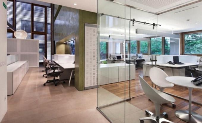 江苏私人办公室装修_私人办公室装修效果图_广州装饰