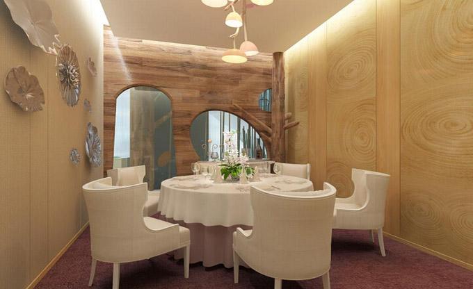 深圳张先生中式主题餐厅装修
