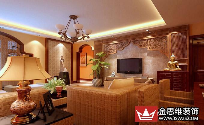 东南亚风格设计上的理念