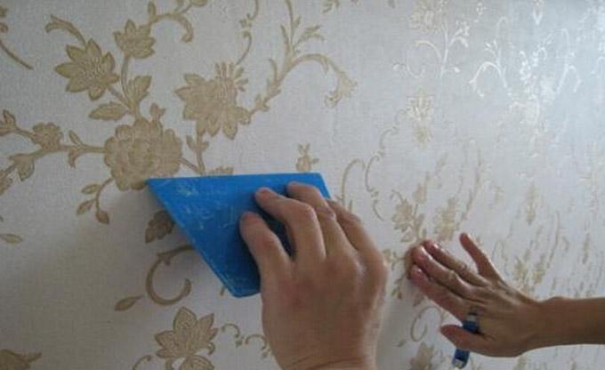 家里壁纸搭配图片