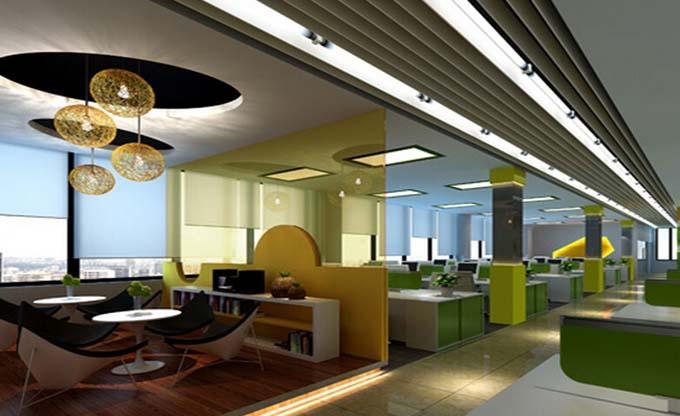 办公室设计理念【办公室装修设计新参考】