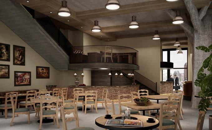 近十年来咖啡店纷纷在国内各大城市的街头涌现,咖啡的消费群体逐渐成长壮大,咖啡文化正在内地城市逐渐形成。咖啡屋最具体的综合表现就是整个的营业空间。首先,它的设计必须为顾客营造出一个温馨私密的空间来更好的进行交谈和思考;其次,它的设计得让顾客能够精神集中,记忆深刻,使其更多的消费,更好的达成营销的效果。中式复古咖啡厅的室内装饰作为融合中西文化全新的咖啡文化将逐渐进入中国的休闲市场,同时中式文化通过餐饮业的传播极具重要意义。  咖啡文化的发展 传统的咖啡文化源于欧洲,体现了欧洲数百年来对咖啡文化研究和发展的结果