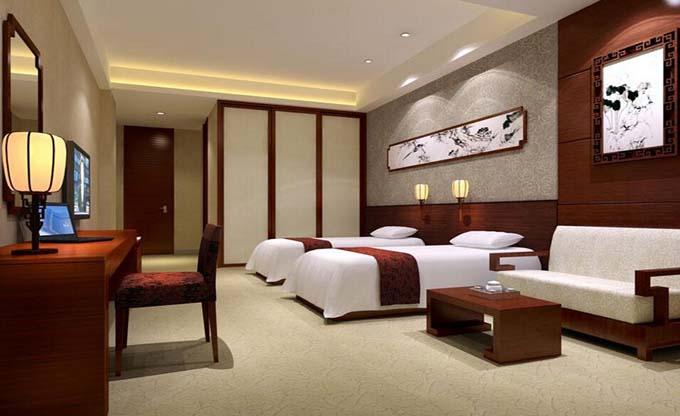 经济型酒店装修设计成本经济型酒店装修效果图推荐