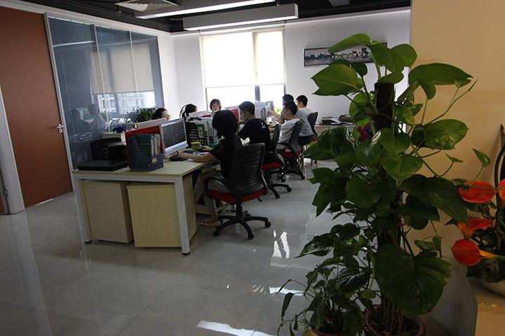 广州金思维装饰工程有限公司工作照