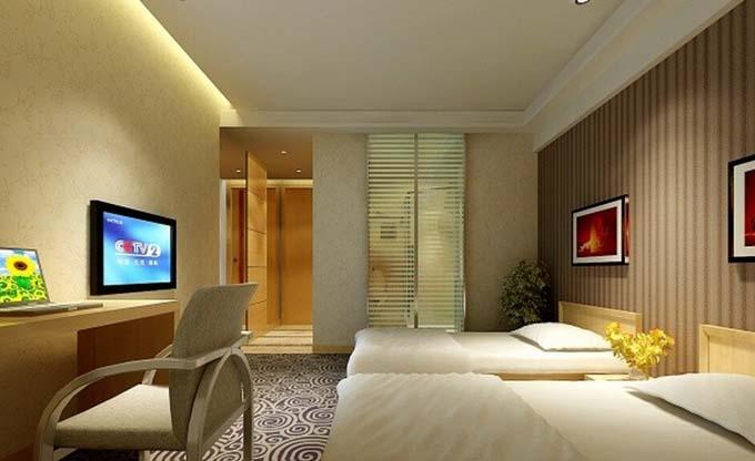 酒店客房裝修設計效果圖