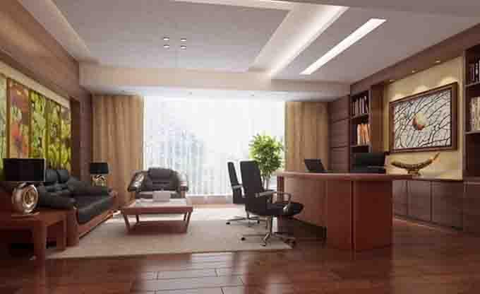 一、办公室前台设计整体布局规划 公司前台是体现公司形象的门户所在,客户和生意伙伴的第一印象从前台开始,因此前台装修绝对不能轻率应付。无论公司的办公室设计风格是什么样子,在前台一眼就能分辨开来。不同风格的前台设计的因素以外,材质的使用是影响最大的因素。因此从设计到装修施工,既要把握整体风格,还要紧跟装饰材料的不放松。多数的办公室主人,他们最主要希望在办公室中给予客户三个感觉:实力、专业、规模。 这就是所谓的第一印象,办公室装修设计环境将在未来很长的时间内影响到生意伙伴对一个公司的认可度,进行影响到合作的信任