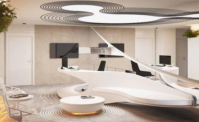 办公室装修设计未来发展趋势,哪些趋势将造就新一代办公室装修