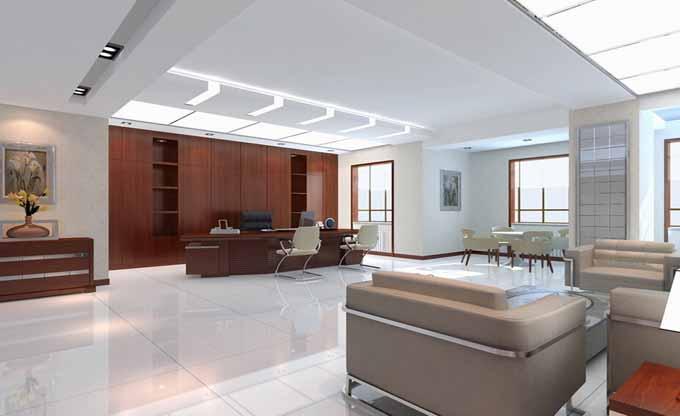 用何种方法来提升办公室装修设计整体感,让办公室装修