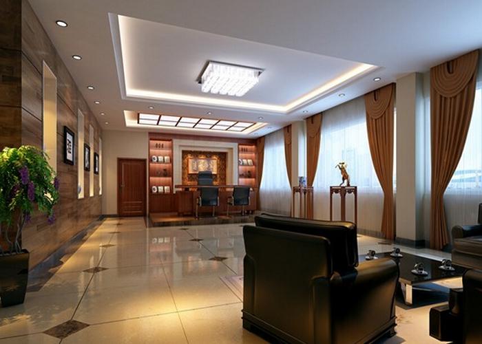 办公室装修设计如何科学的选择灯具【办公室选灯秘诀