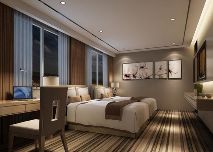 2016年最新快捷酒店装修设计流程