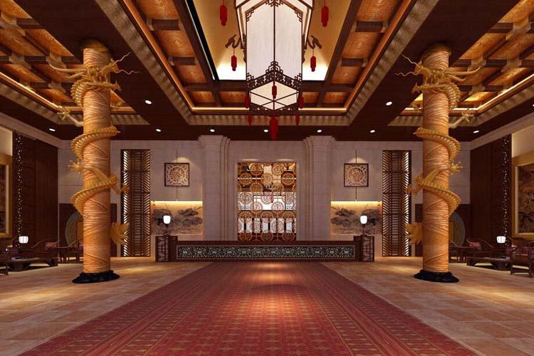 酒店装修设计企业