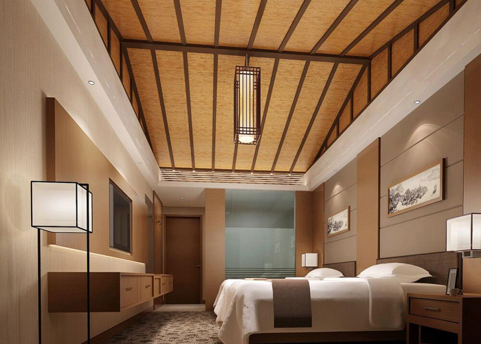 广州商务酒店装修设计公司金思维装饰—商务酒店装修设计必备区域