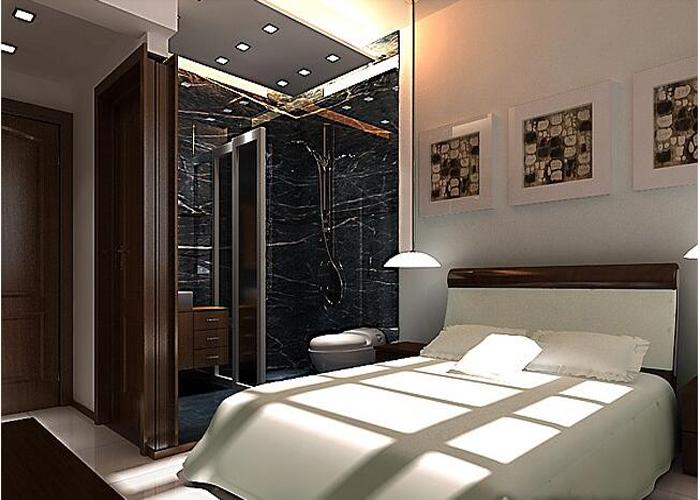 快捷酒店室内客房装修设计注意事项【快捷酒店卫生间设计注意事项】