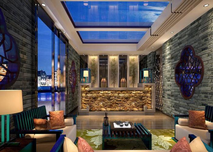 广州主题酒店设计中灯光的重要性