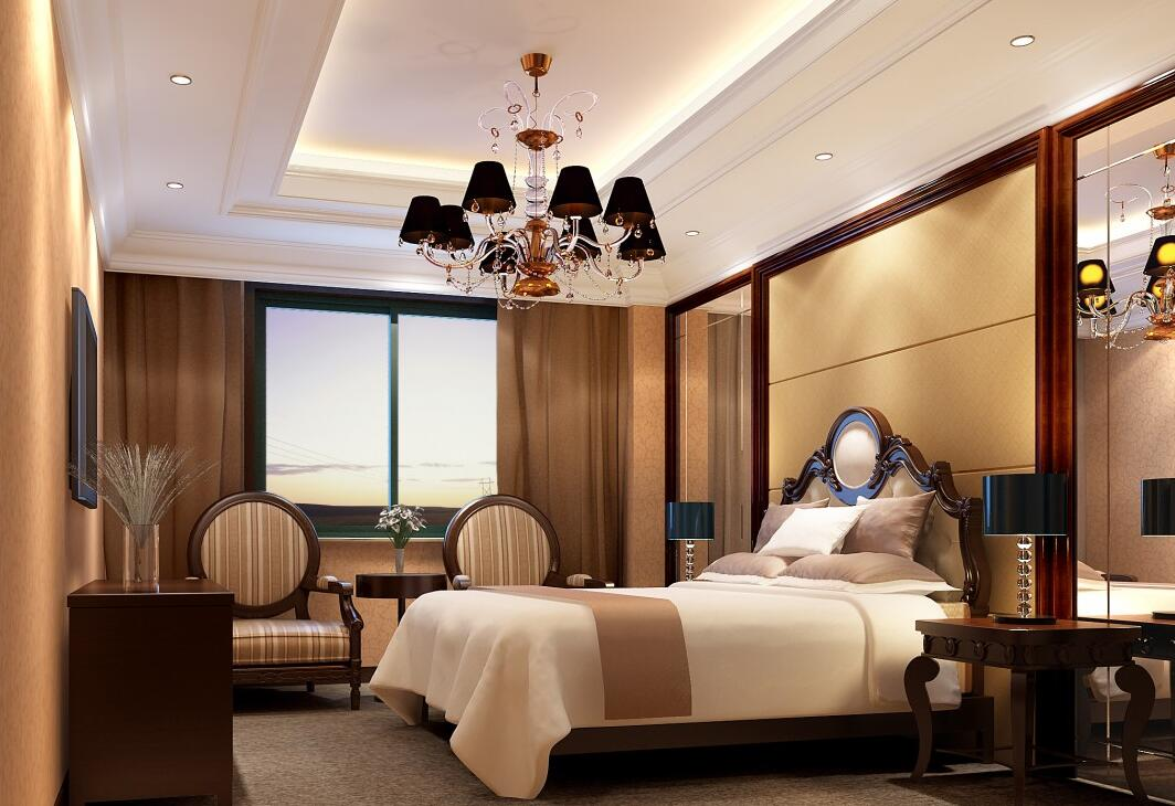 六盘水商务酒店装修设计|安顺遵义的商务酒店设计哪家