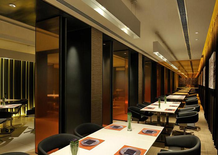 广州商务酒店装修设计公司金思维装饰—商务酒店餐厅设计理念【如何让