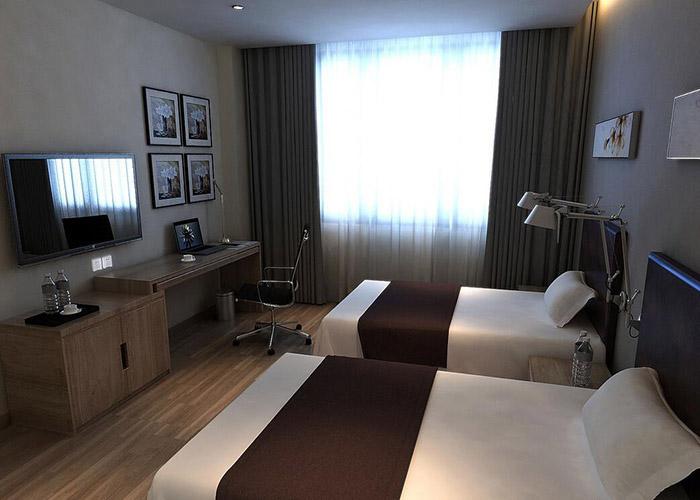 经济型酒店装修设计四大方案说明【专家详细解析经济型酒店设计方法】