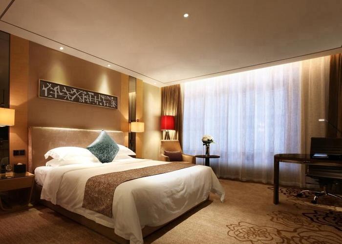 快捷酒店装修设计中整体平面布局规划设计
