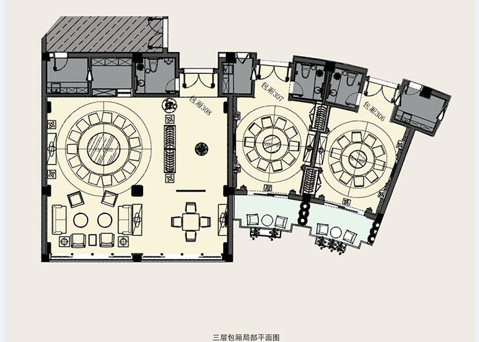 酒店项目位于上虞的一个私家山顶上,山体后高前低,自然景观优美且浑然天成。以合院为主题的设计不仅蕴藏了深厚的地域性文化情感,也忽略了酒店本身的商业气息。同样源于这一饱经历史沉淀的设计命题,使建筑体更加自然地相融于自然景观之间。设计上汇集了诸多与中国古典文化及上虞本地历史文化相关的设计元素,凝聚了深厚的人文情感,让历史传承中的四合院精神,在宛若世外桃源的山上重新演绎着早年的风情。情景交融不再是片刻的感慨,进入到建筑的每寸空间都可以呼吸到自然的气息。宽绰明朗的空间,纵观全景的玻璃墙,俏而争春的盆栽,俨然与户外景