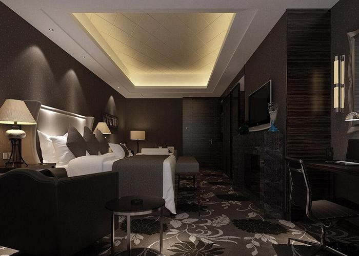 精品酒店装修设计时如何选择合适的装修材料