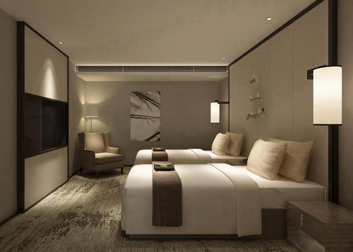設計師談精品酒店設計如何設計才能更受歡迎隨著生活節奏的加快,越來越多的人選擇在酒店聚會,吃飯。如何吸引更多的顧客,成了設計師們首先要考慮的事情。那么,精品酒店如何設計才能更受歡迎?  設計師談精品酒店設計如何設計才能更受歡迎 酒店大堂是每位客人最先接觸的一個地方。它在計精品酒店設計中非常重要。大堂的天花絕對不能簡單處理,獨特造型的天花不僅會增加大堂的變化,在空間構成上也形成了有效的互補。多疊級的天花造型,配以中央大型豪華吊燈,營造出豪華堂皇的氛圍。再配以發光燈槽,既能體現酒店檔次,也能滿足酒店的功能需求。