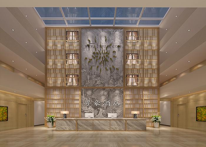 独特风格的精品酒店装修设计理念