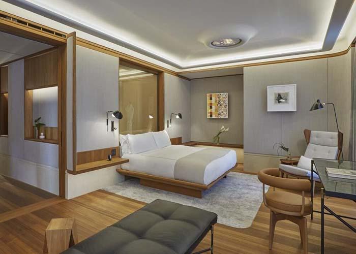 特色精品酒店装修设计布局如何优化