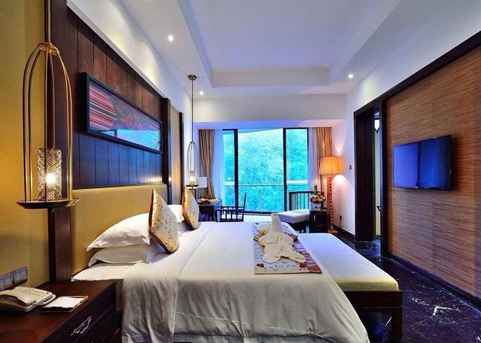 度假酒店室内装饰设计中的功能要求