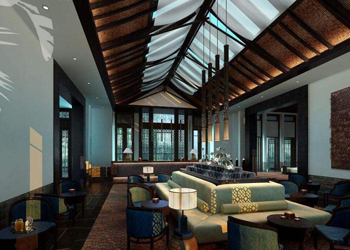 民俗酒店室内设计