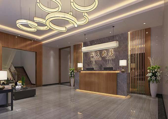 广州一龙酒店装修设计案例