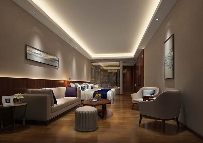 星级酒店装修设计如何控制成本【星级酒店材料的选取原则】