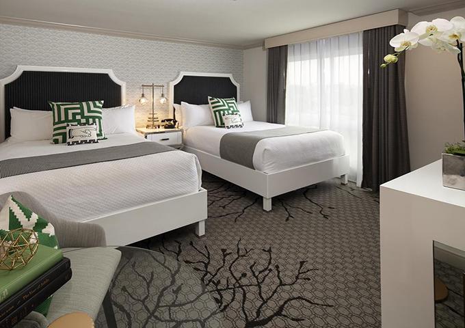 高端度假酒店效果图欣赏