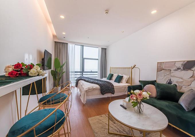 精品酒店式公寓设计装修案例